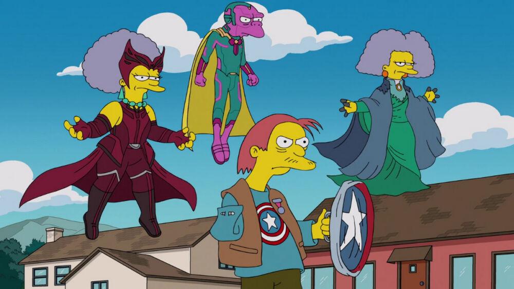 ¿Lo notaste? Estos son todos los héroes en 'The Good The Bart and The Loki'