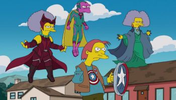 todos los héroes en The Good The Bart and The Loki