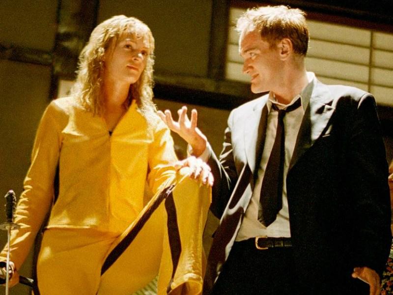 Uma Thurman odiaba el traje amarillo