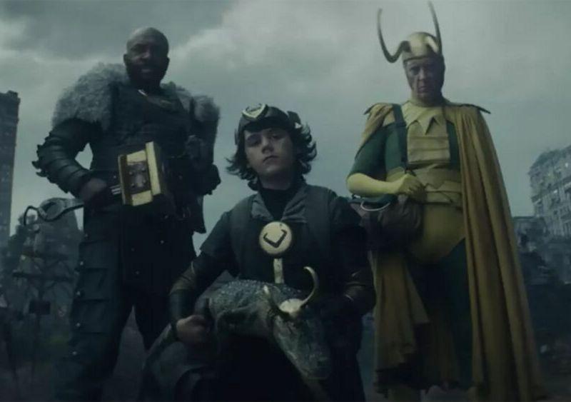 vacío iba a ser más surrealista en Loki (1)