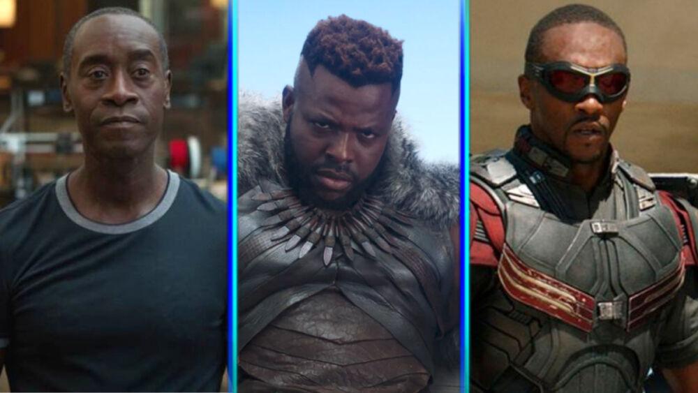Actor afroamericano de Marvel ahora será Batman en un nuevo proyecto