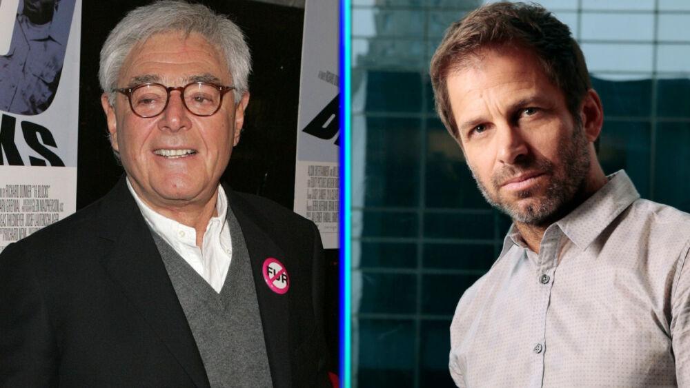 Zack Snyder homenajeó a Richard Donner