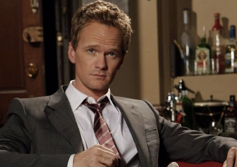 Evitar a Barney Stinson en How I Met Your Father