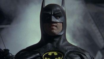 Regreso de Michael Keaton como Batman