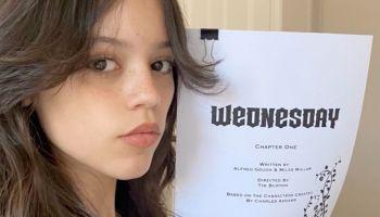 cast completo de Wednesday