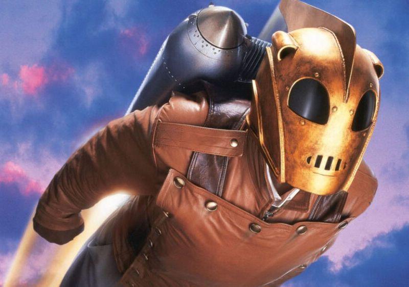 Disney prepara nueva película de The Rocketeer