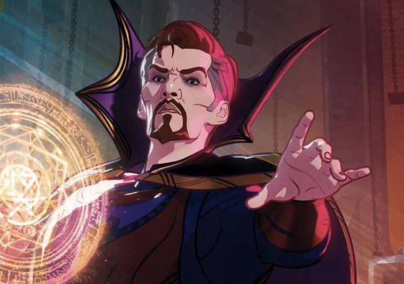 Nueva versión de Doctor Strange en What If
