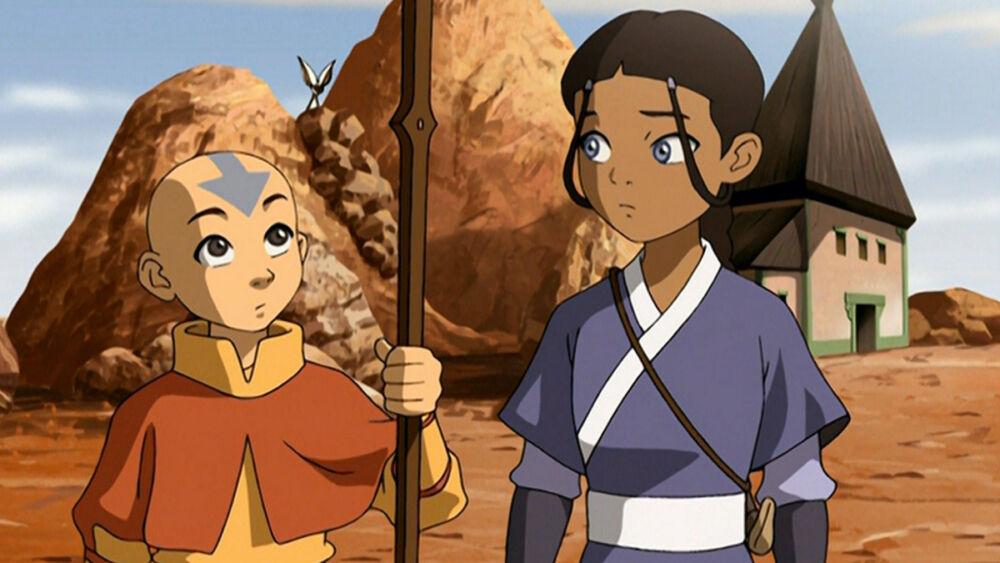 elenco del live-action de 'Avatar The Last Airbender'