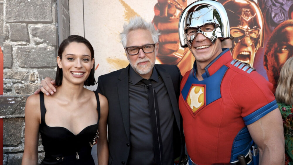 ¡Es oficial! James Gunn volverá para otra producción de DC