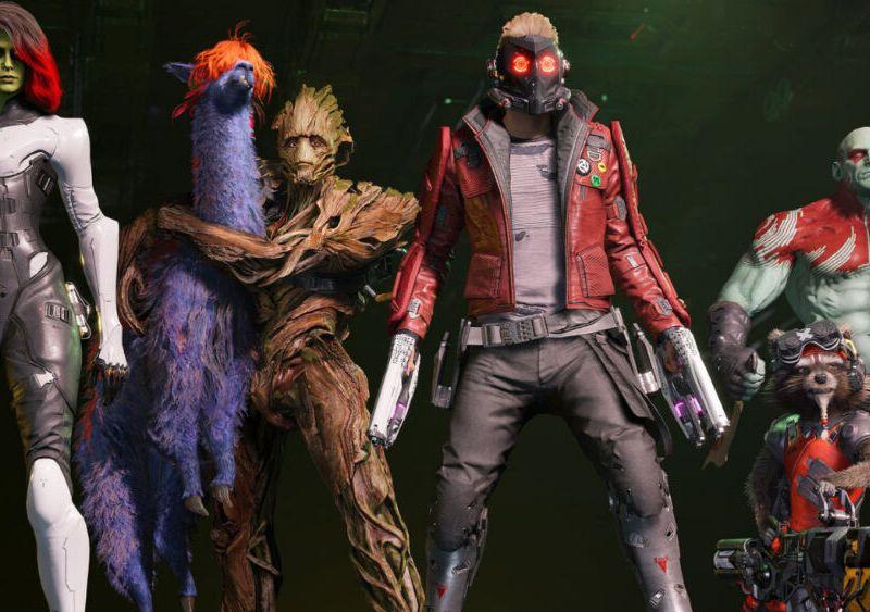 nuevo avance de 'Marvel's Guardians of the Galaxy'