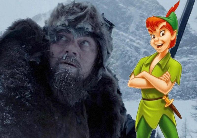 'Peter Pan & Wendy' será al estilo de 'The Revenant'