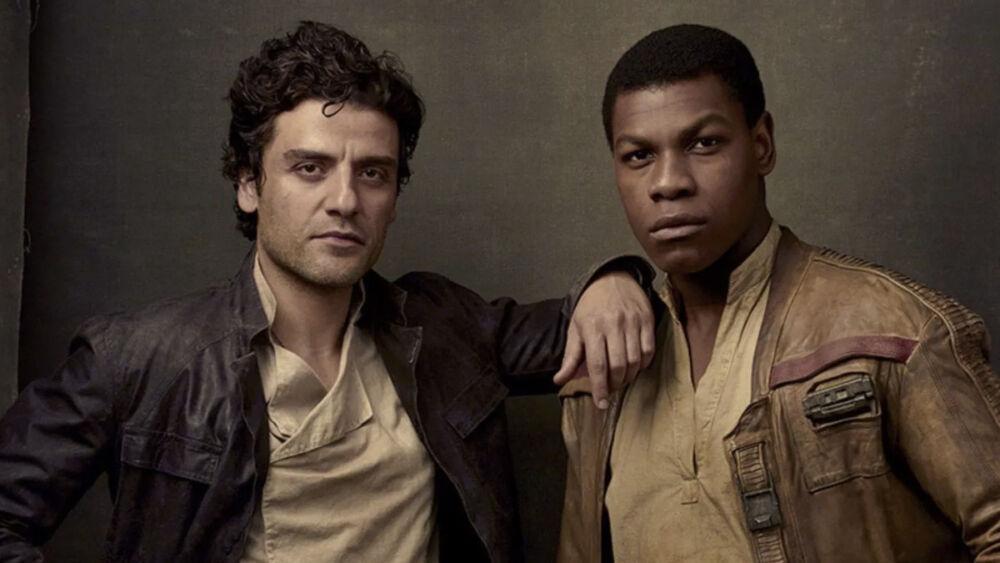 Abrams arruinó el romance entre Poe y Finn