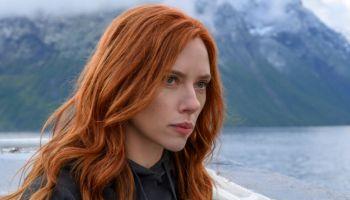 reacción de Scarlett Johansson