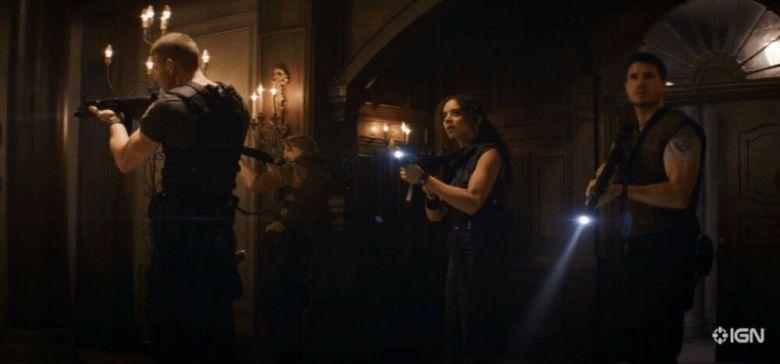 fotos de 'Resident Evil Welcome to Raccoon City'
