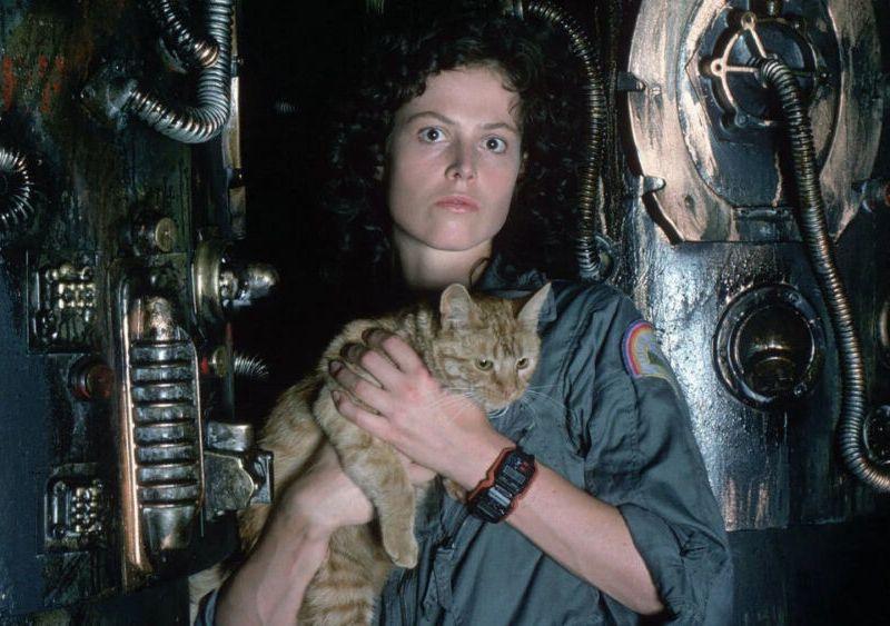 Sigourney Weaver quería hacer Alien 5
