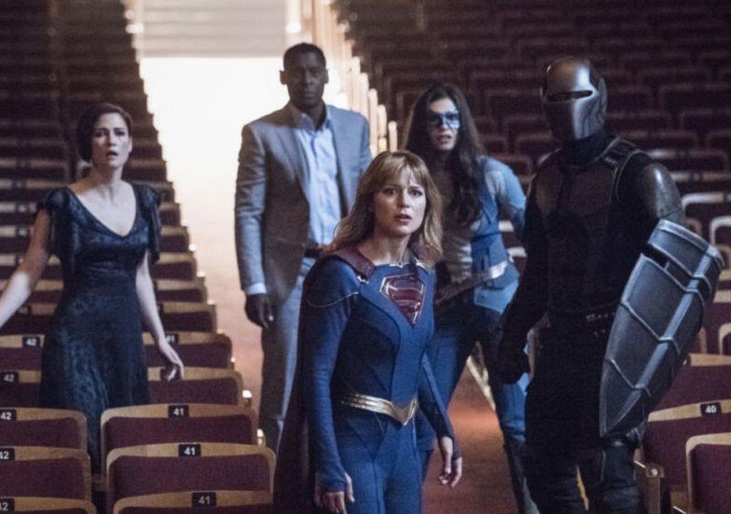 Elenco de Supergirl tomará recuerdos de la serie