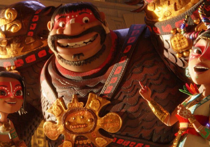 Trailer de 'Maya and the Three'