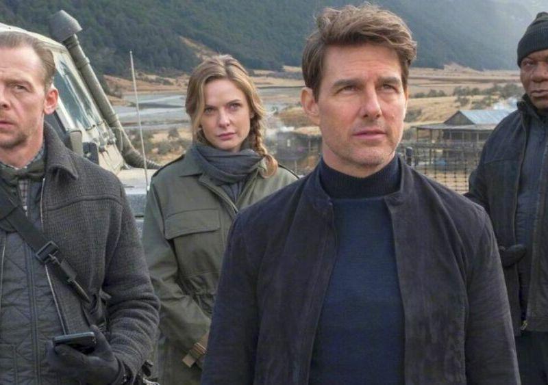 Foto del elenco de 'Mission: Impossible 7'