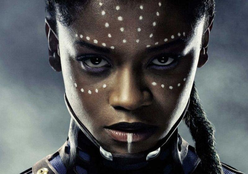 videos de las grabaciones de 'Black Panther 2'