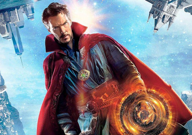 Benedict Cumberbatch habló de las grabaciones de Doctor Strange 2