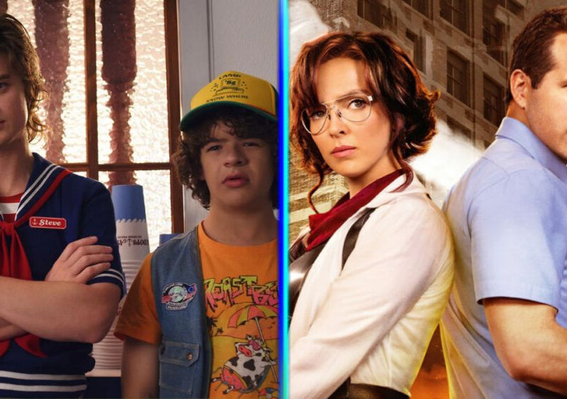 crossover entre 'Stranger Things' y 'Free Guy'