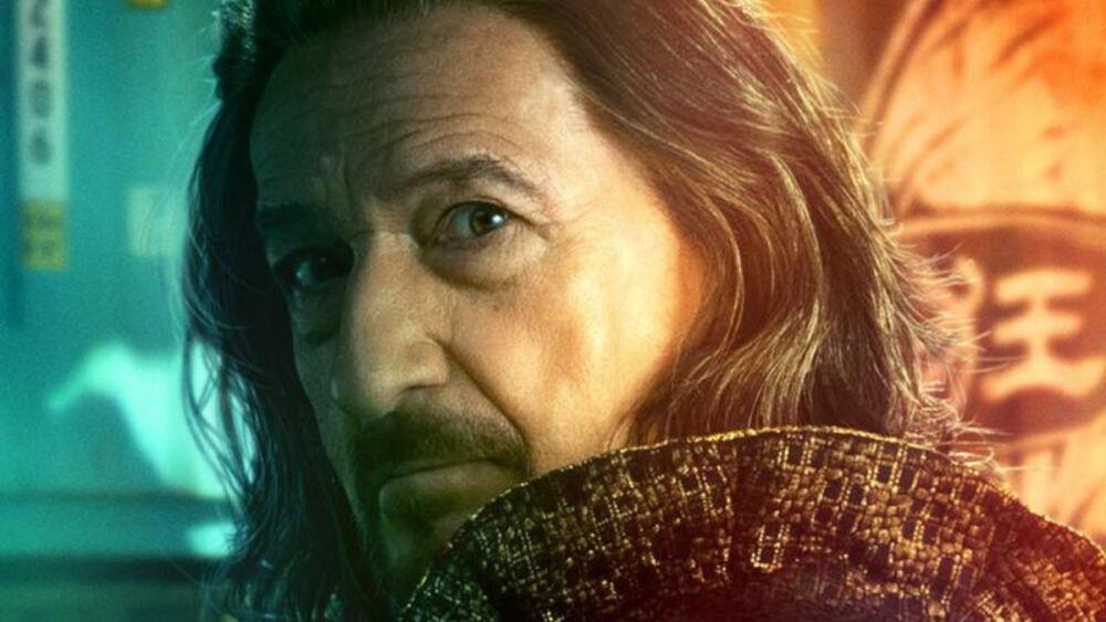 Director de 'Shang-Chi' habló de Ben Kingsley
