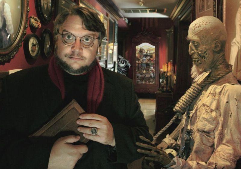 invitados de Cabinet of Curiosities de Guillermo del Toro