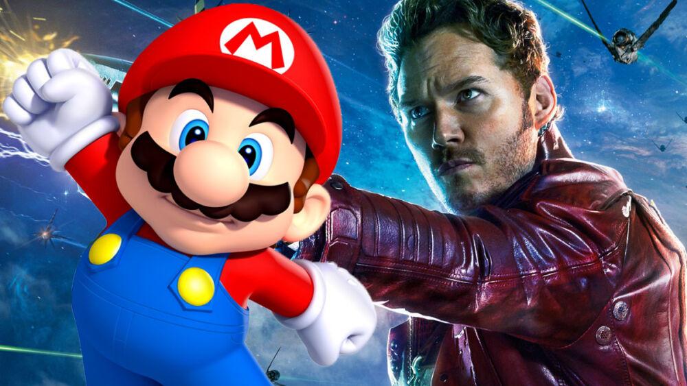 Chris Pratt será Mario Bros