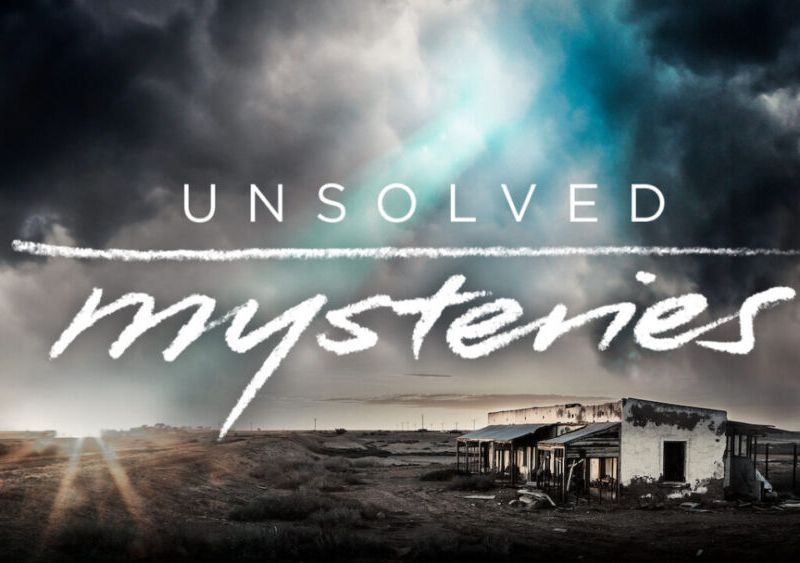 lanzamiento de Unsolved Mysteries 3