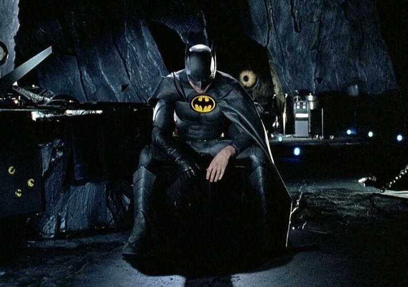 Restauran el Batwing de Michael Keaton