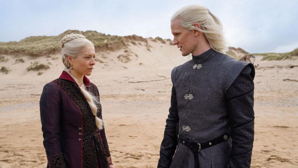 nuevos actores para House of the Dragon