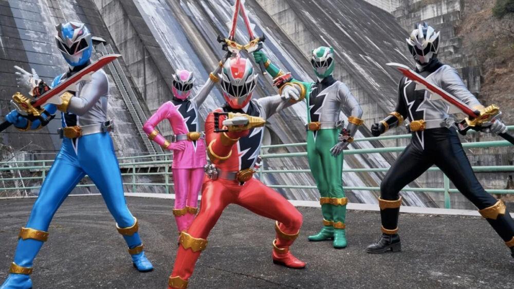 Power Ranger de la comunidad LGBTQ+