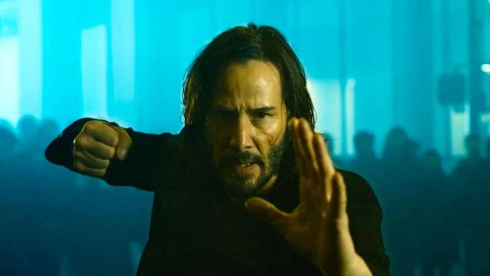 primer teaser de Matrix Resurrections