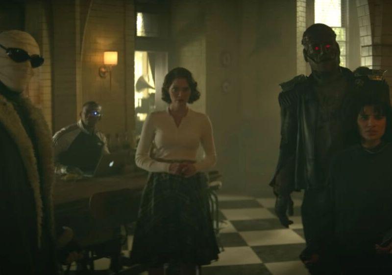 primer trailer de Doom Patrol 3
