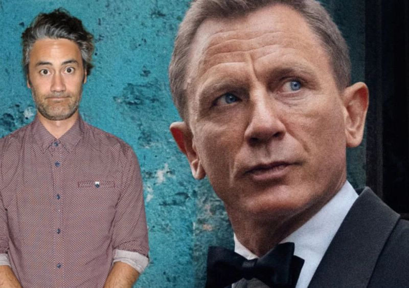 Taika Waititi quiere ser el nuevo James Bond