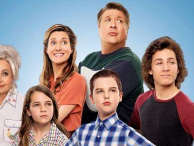 temporada cinco de Young Sheldon