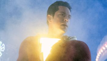 Zachary Levi quiere luchar con héroes de Marvel