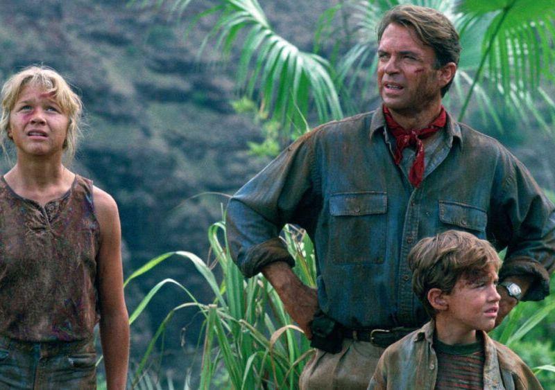 Ariana Richards en Jurassic World Dominion