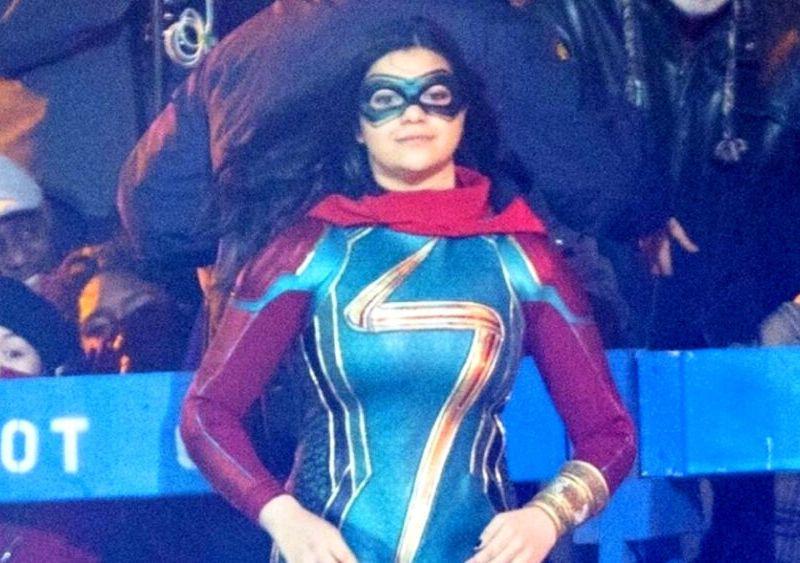 cambio de poderes de Ms Marvel