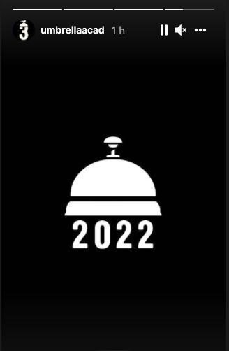 The Umbrella Academy 3 llegará en 2022