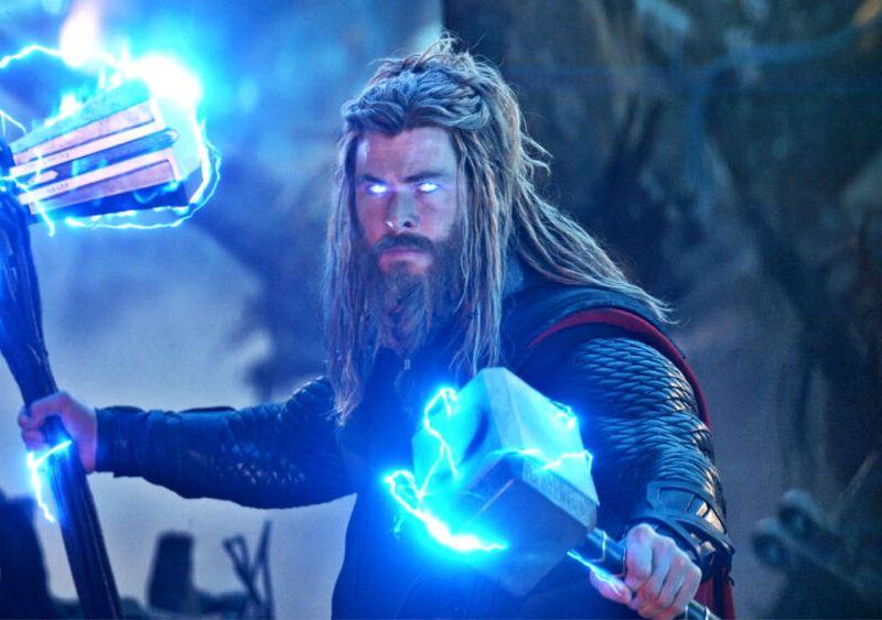 Chris Hemsworth pensó que sería despedido de Marvel