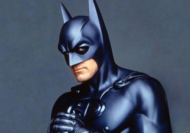 George Clooney en The Flash