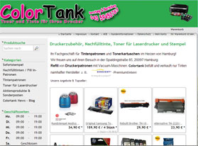 COLORTANK TINTE & TONER
