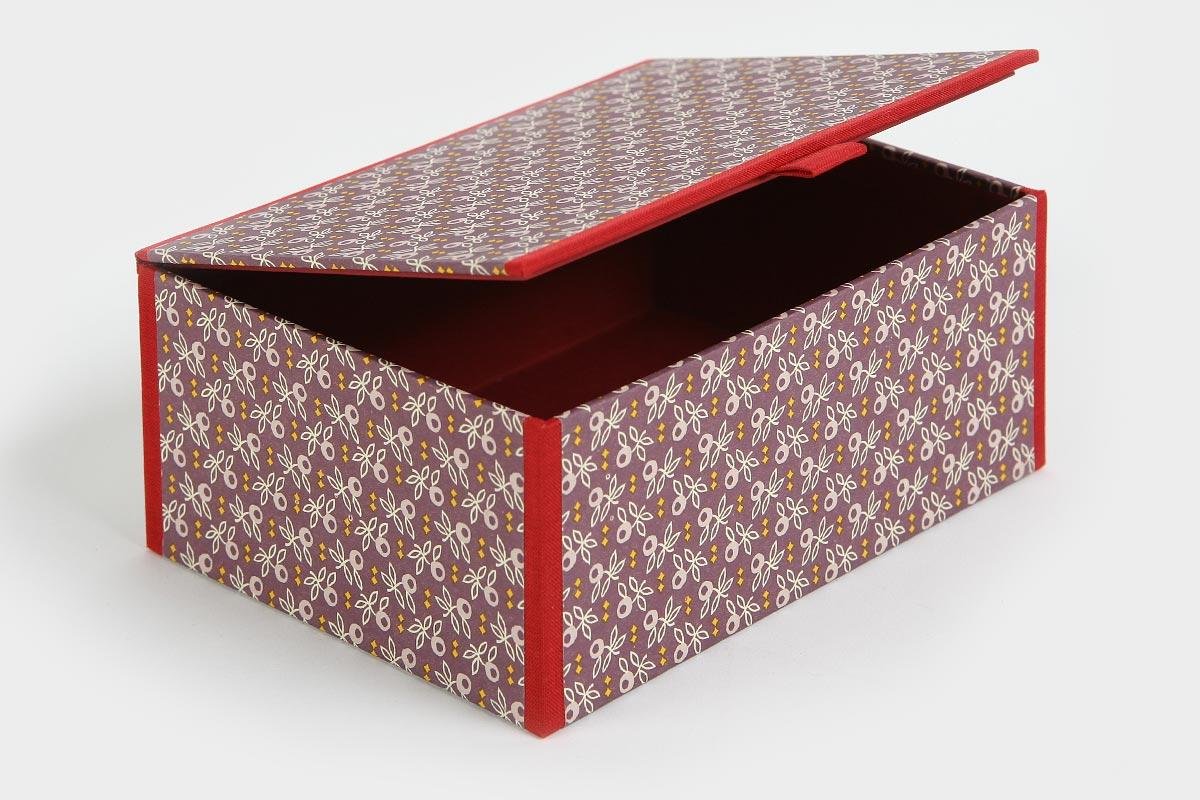 Schachtel Falten Langlich Kiste Falten