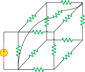 mesh current analysis