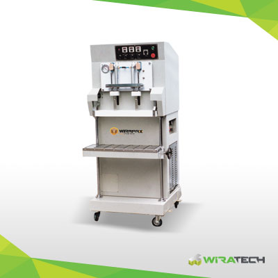 Vacuum Gas Suction Machine DZQ-800L New