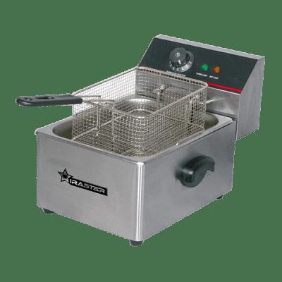 Wirastar Mesin Single-Tank-Deep-Fryer-ET-ZL1