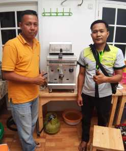 2. Ayam Geprek Lecker Factory - Cimahi - Deep Fryer with Thermostat G-181 - 5 Maret 2020