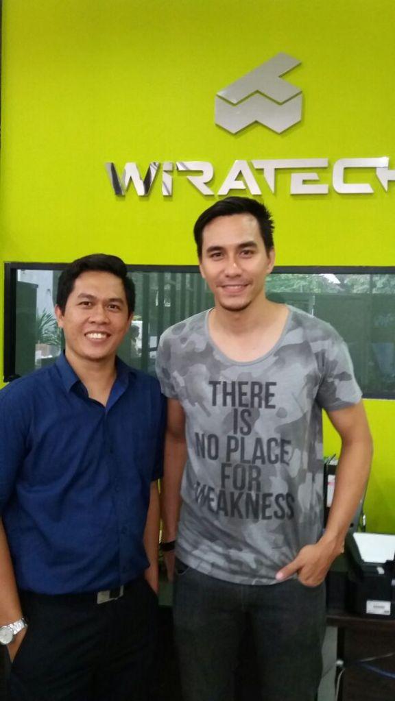 Darius Sinatrya, Jakarta, Vacuum Sealer
