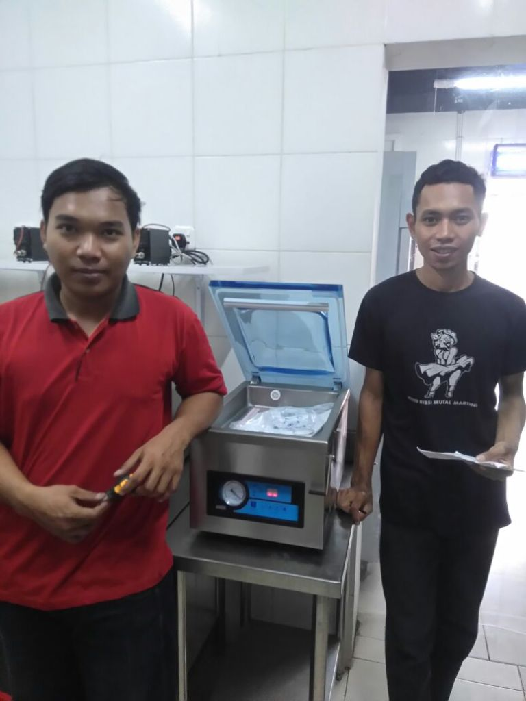 HogWild, Tangerang, Vacuum Sealer